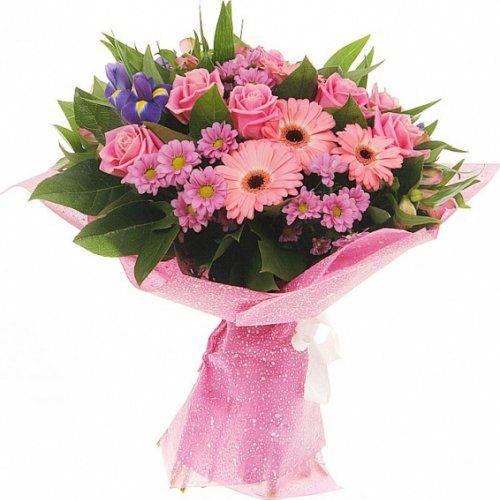 Цветы с доставкой в геленджике